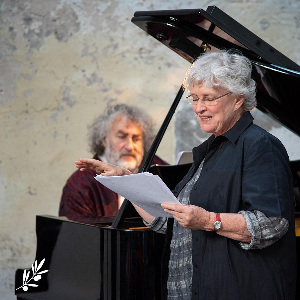 Les Impromptus de l'Olivier : en mots et en musique