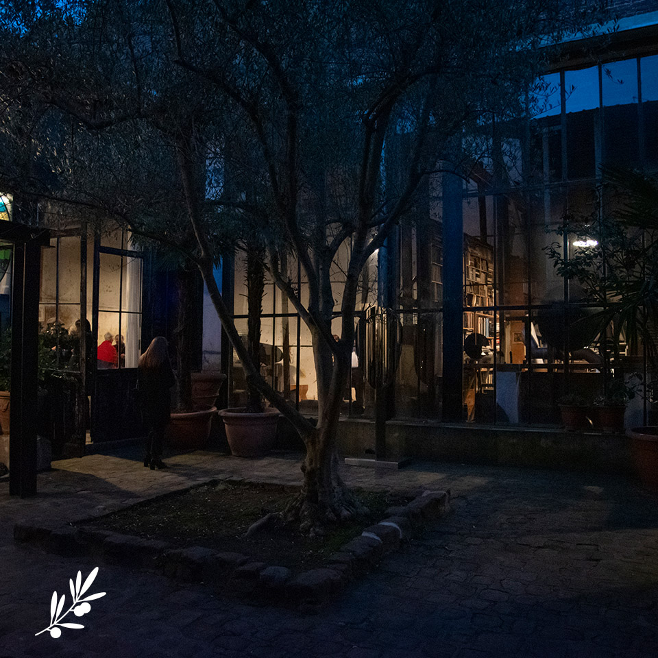 Les Impromptus de l'Olivier : l'atelier Lardeur de nuit
