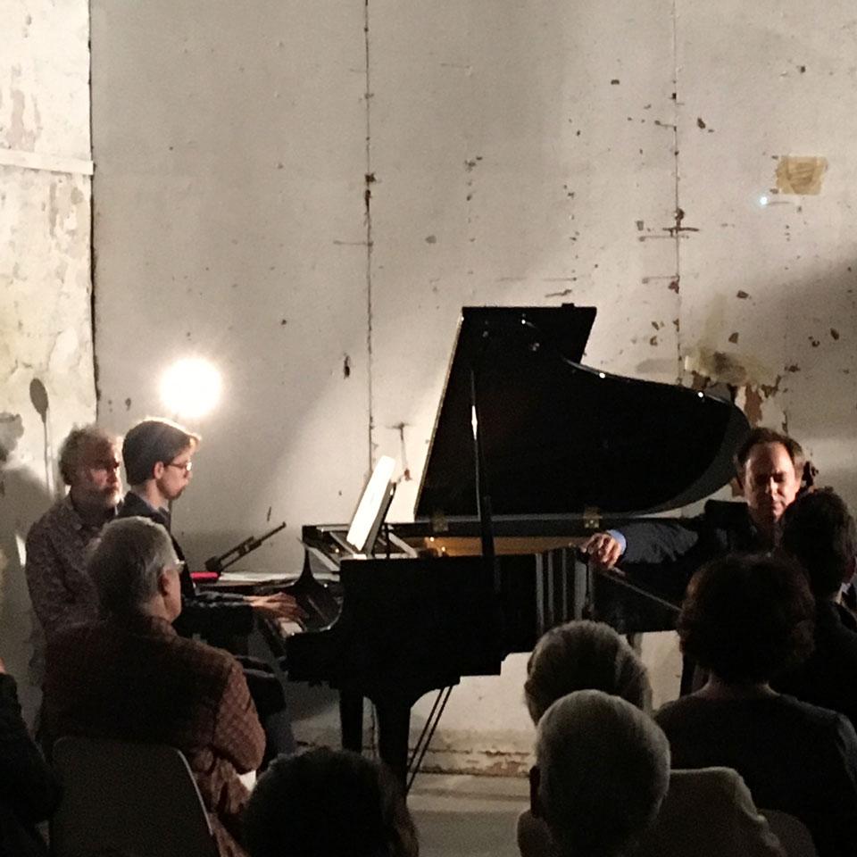 Victor et Henri Demarquette si proches de leur public